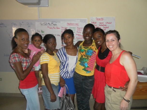 Haiti - ESL Camp and Strategic Partnerships